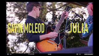 Gavin McLeod - Julia [Official Lyric Video]