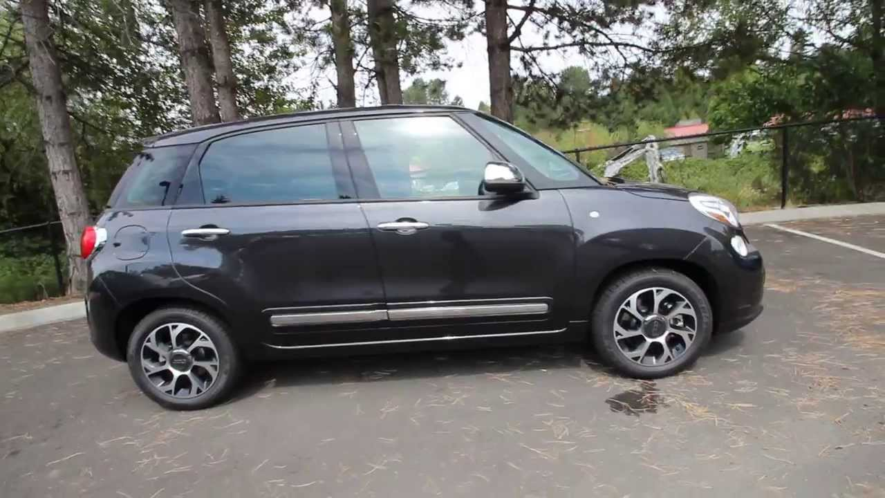Ez004763 2014 Fiat 500l Lounge Rairdon S Fiat Of