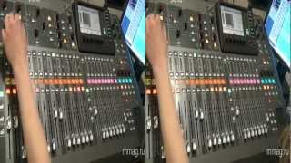mmag.ru: Behringer X32 3D video review and demo