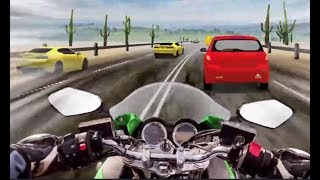 HIGHWAY RIDER EXTREME GAME LEVEL 12-21 WALKTHROUGH