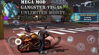 Gangstar Vegas 3.0.0l Apk + Mod VIP + Data Unlimited Money