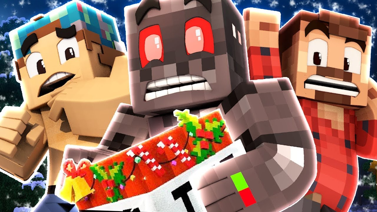 Minecraft TNT Games Holiday Edition Funny Moments YouTube - Minecraft tnt spiele