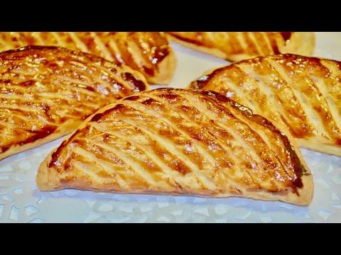 recette-des-chaussons-aux-pommes-/شوصون-بالتفاح-و-العجين-المورق