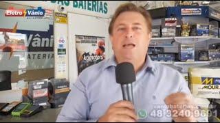 Precisa de uma Bateria? Nós estamos aqui #EletroVânio. www.vaniobaterias.com.br