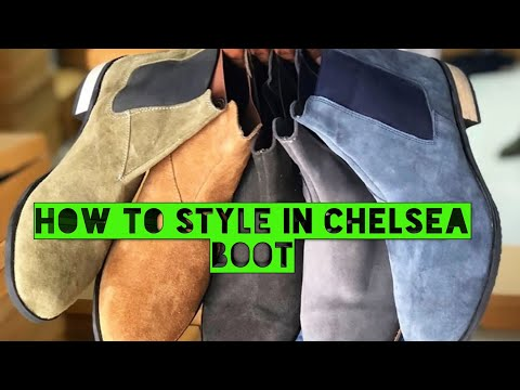 How to wear chelsea boots men , boot wear, for men 2019 latest