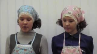 Традиционные блюда русского стола