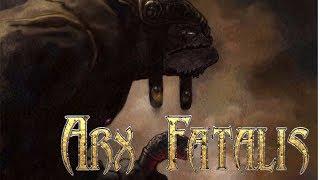 Обзор Arx Fatalis - как надо делать игру с атмосферой