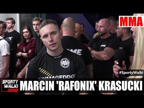 Marcin 'Rafonix' Krasucki Nie żałuje 'Magicala'