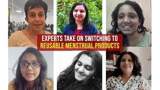 Experts take on switching to reusable menstrual products Video