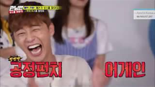 [RUNNINGMAN THE LEGEND] [EP 362-2] | Park Seo-joon vs. Kang Ha-neul who wins!? (ENG SUB)