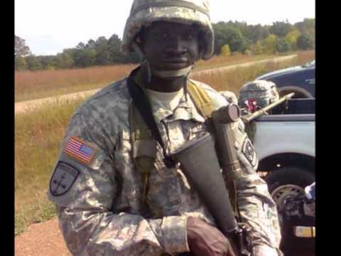 U S military: South Sudanese Americans