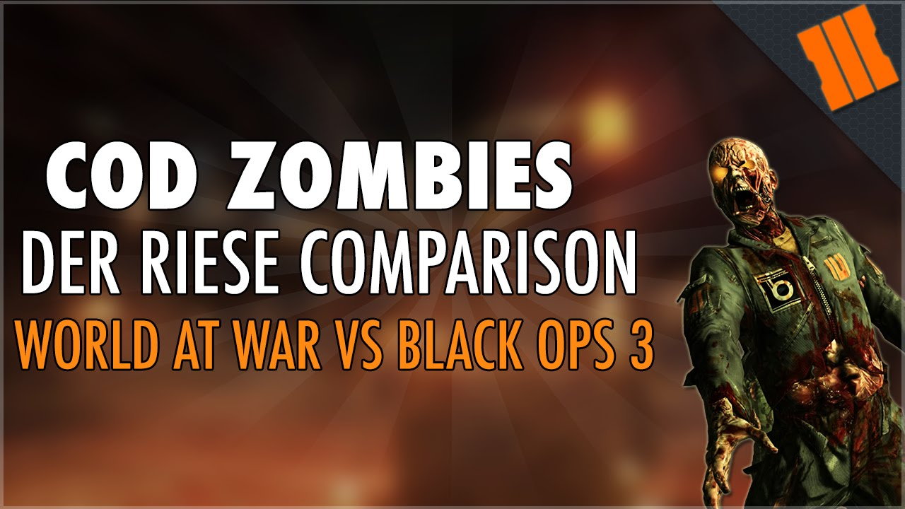Der riese vs the giant world at war and black ops 3 comparison der riese vs the giant world at war and black ops 3 comparison call of duty zombies walkthrough gumiabroncs Choice Image