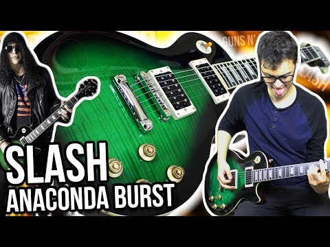 Better Spec'd Than the Gibson Version?! || Epiphone Slash Les Paul Standard Plustop PRO Demo/Review