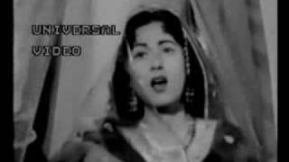 Guzra Hua Zamana-shirin farhad-Lata-Old-Movie-Song