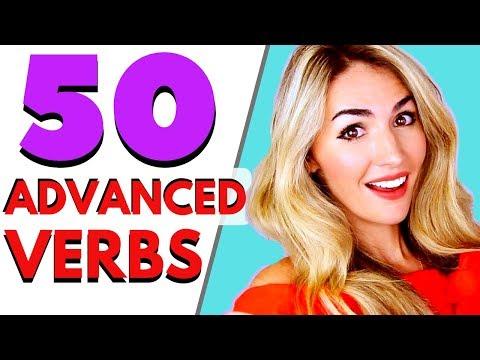 50 ADVANCED English WORDS- Improve Your Vocabulary! #advancedenglish