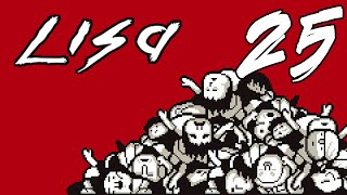 Episode 25 - Dismal Island amp Sexy Boy - Let#39s Play LISA THE PAINFUL Blind