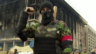 US tells Poroshenko to disarm the Right Sector?
