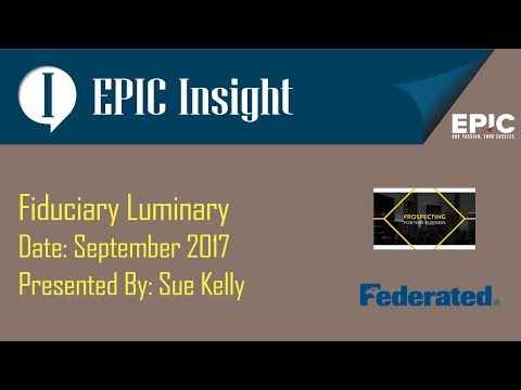 EPIC INSIGHT - Fiduciary Luminary