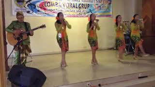 Video INDONESIA JAYA VOCAL GROUP SMPN 1 CIRANJANG CIANJUR FLS2N THN 2016 TK Prop. JABAR (BABAK PENYISIHAN) download MP3, 3GP, MP4, WEBM, AVI, FLV Juni 2018