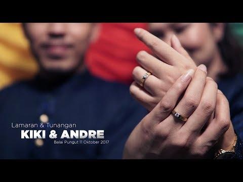 KIKI & ANDRE - LAMARAN & TUNANGAN