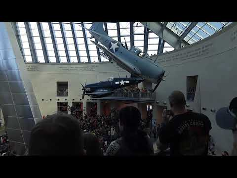 Marine Corps Birthday 2017 at National Marine Corps Museum.