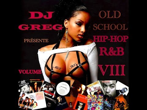 ✅  OLD SCHOOL RNB HIP-HOP MIX 90's  VOL.8