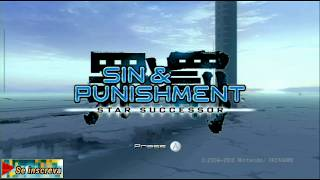 Sin & Punishment   Star Sucessor - Wii