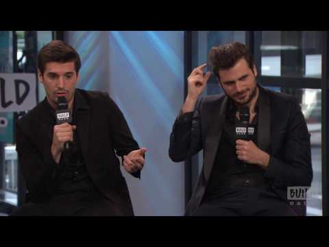 2Cellos Discuss Their Album, Score  BUILD Series