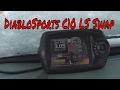 Diablosport Trinity and OBD2 instal 1980 Chevrolet C10 LS Swap 5.3 Manual SM-465  project