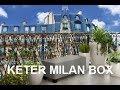Keter Milan autdor box