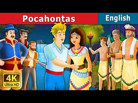 Pocahontas Story | Bedtime Stories For Kids | English Fairy Tales