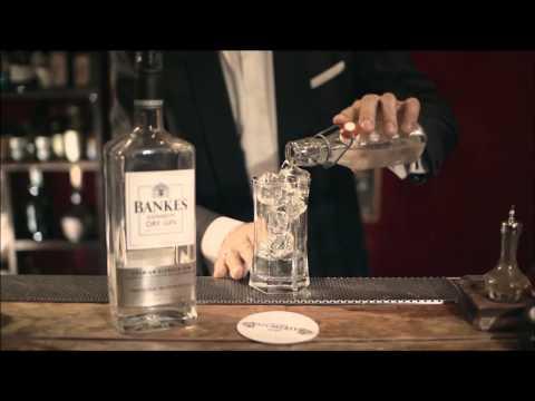 Gin & Tonic - Bankes London Dry Gin
