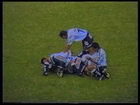 Gol de Martín Terán en Atlético Tucumán