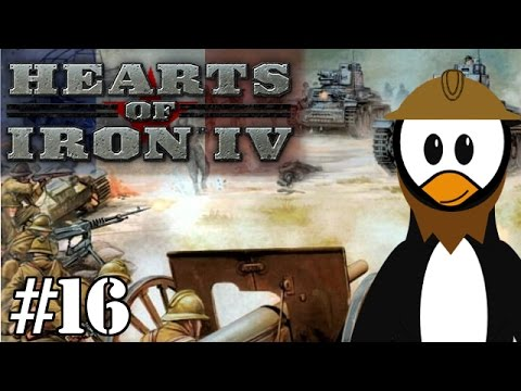 Hearts Of Iron IV - French Commune #16 : Canadian Omaha