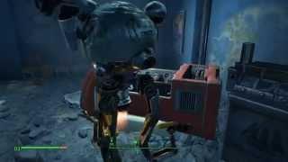 Fallout 4 025 - Супермутанты на водоочистной станции Уэстон
