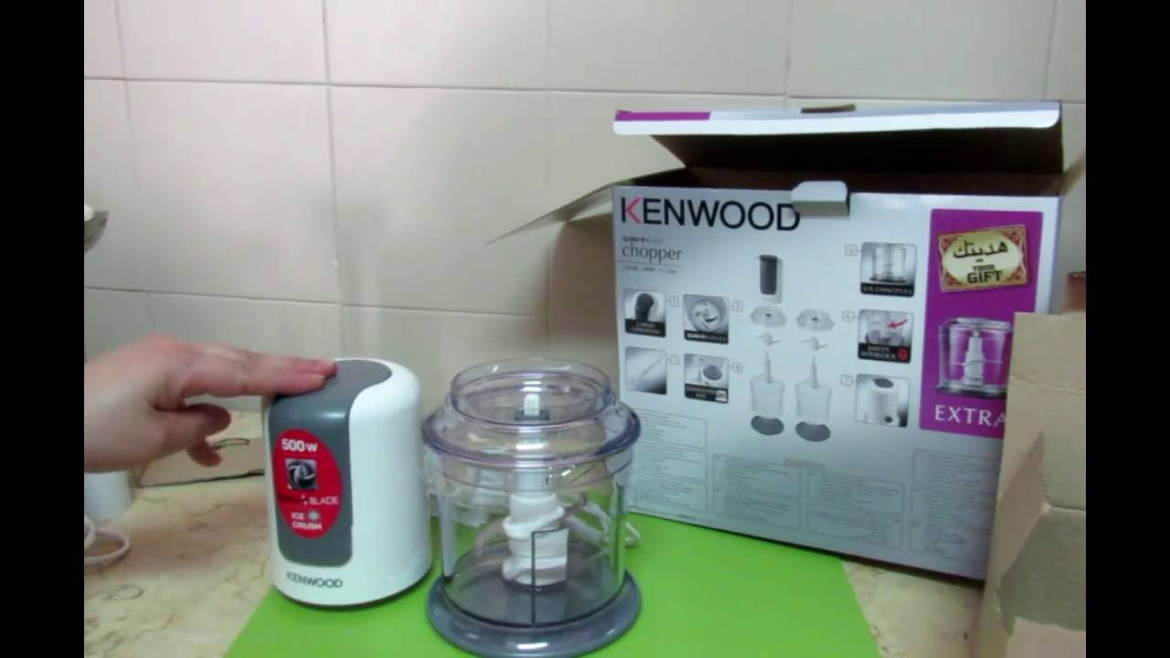 review of kitchen electric tools food processor and hand blender ...