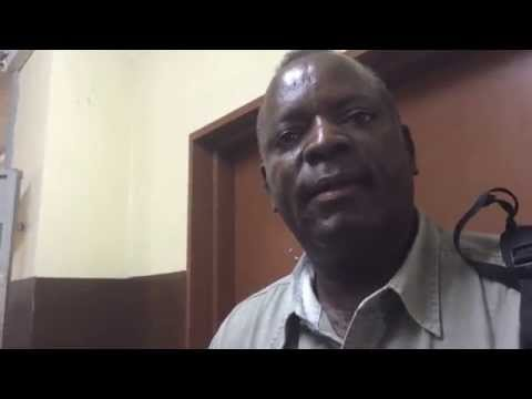Intervju med Prof. Thomson Sinkala
