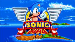Sonic Mania - 25th Anniversary Debut by : Sonic the Hedgehog