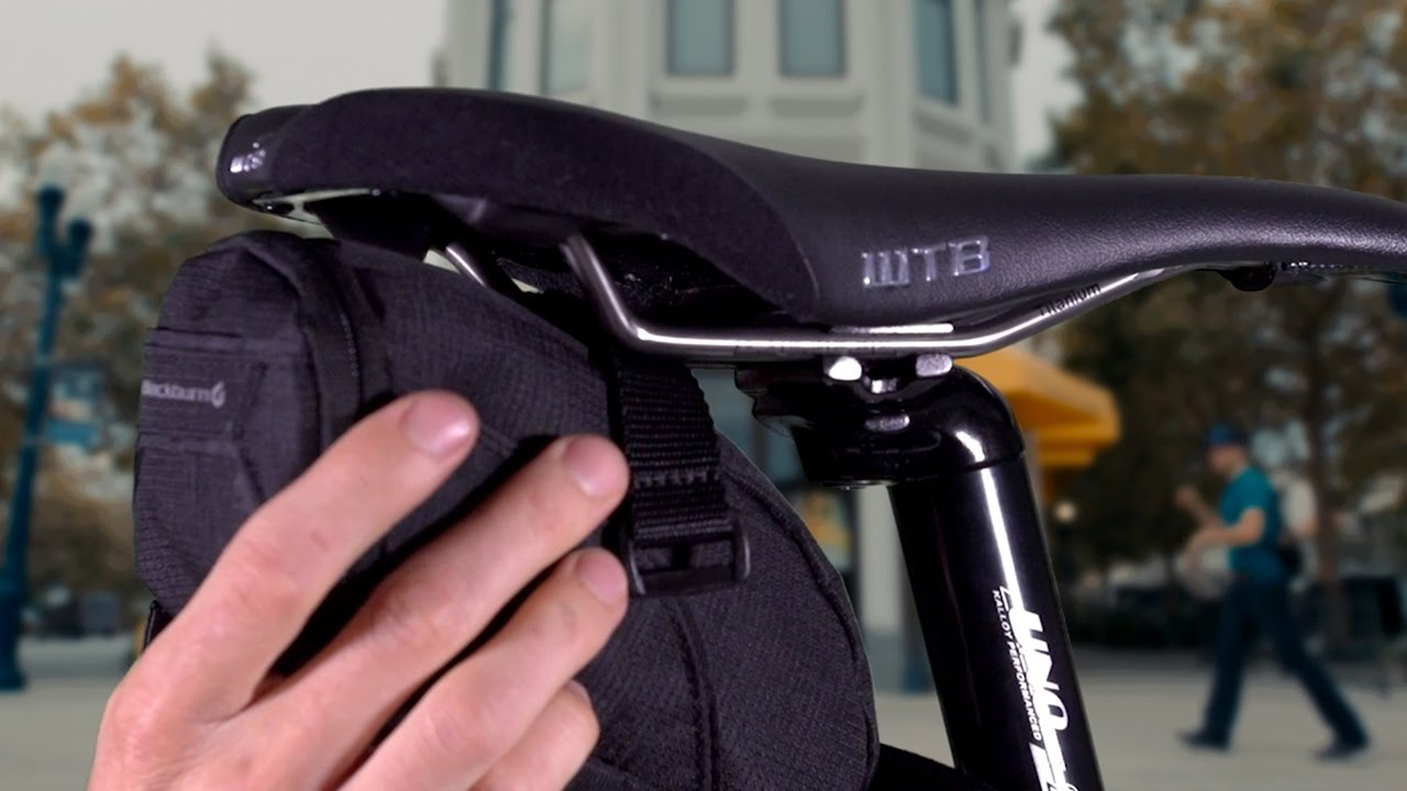 Lezyne ROLL CADDY Seat Bag Cycling Spare Tube//Tool Under Saddle Storage