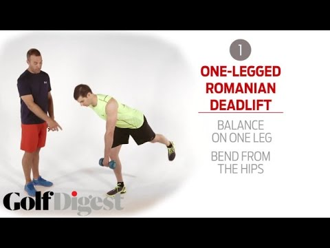 Get Golf Fit: Topped Shots