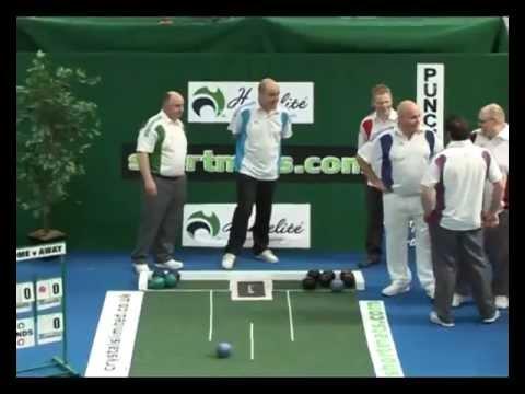 Greengauge Shortmat Bowls Challenge - Tripples Match