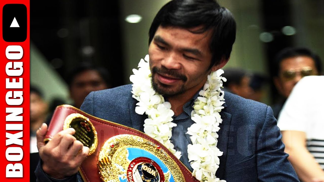 Pacquiao vs. Horn fight card: Full list of undercard matches