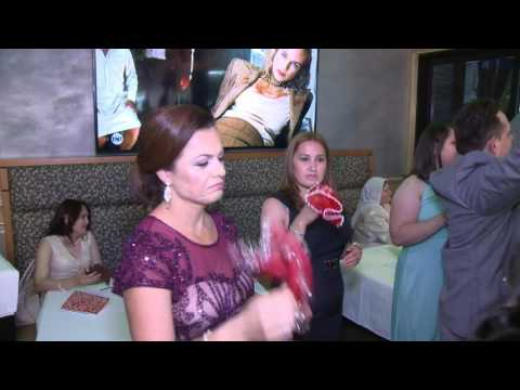 Agim and Hava's engagement party - Part 1