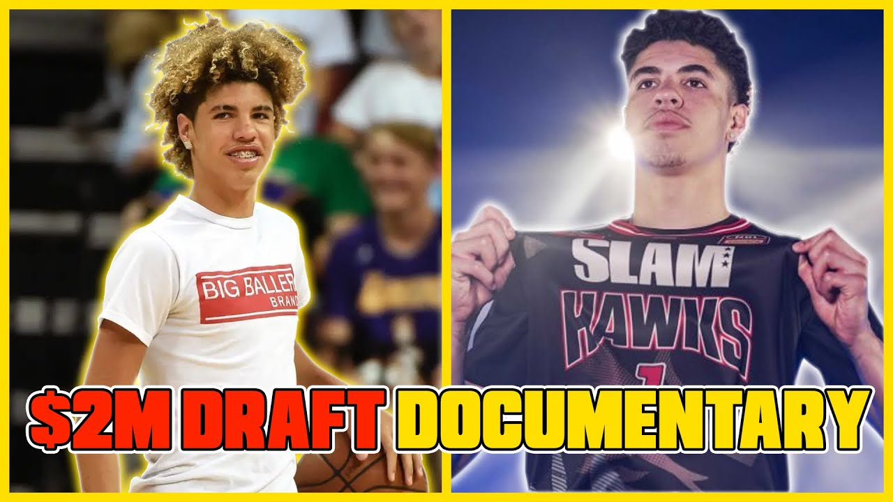 LaMelo Ball reflects on time in Lithuania: 'I learned a lot over there'