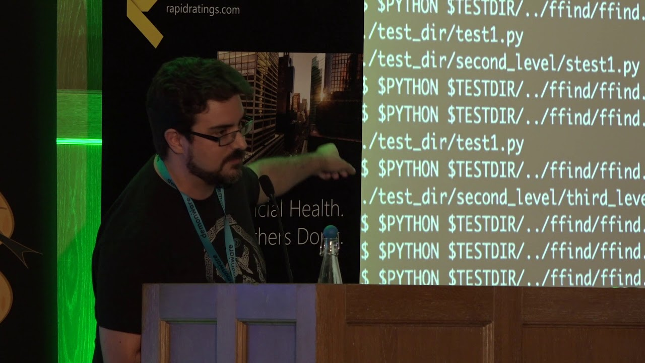 Image from Lightning Talks