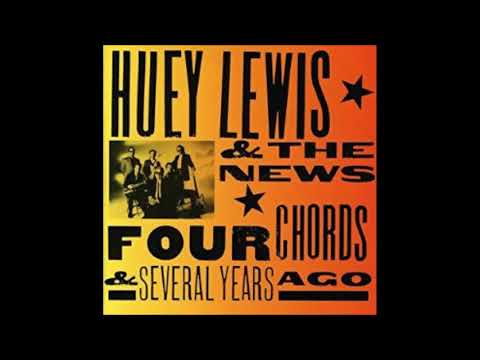 Shes Some Kind Of Wonderful - Huey Lewis And The News