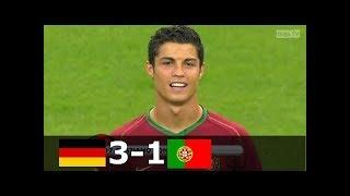 Германия Португалия 3 1 Обзор Матча за 3 место Чемпионата Мира 08 07 2006 HD