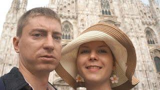 Мы в Европе! Развод в Милане / Бабули в Турине (день 2)(Путешествие русских в Европе, тур Италия-Швейцария туроператора Pac group, посещение Милана и Турина, день 2...., 2014-07-28T21:37:03.000Z)
