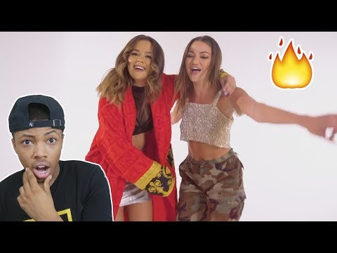 Thumbnail: Tessa Brooks - Powerful Emotions (Song) feat. Erika Costell (Official Music Video) Reaction