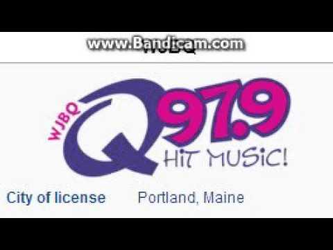 """REDIO 2015: Day 7: WJBQ: """"Q97.9"""" Portland, ME 11am TOTH ID--10/07/15"""